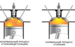 Чем опасна детонация двигателя?