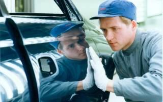 Вздулась краска на машине что делать?
