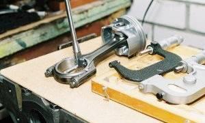 Как измерить диаметр цилиндра двигателя?