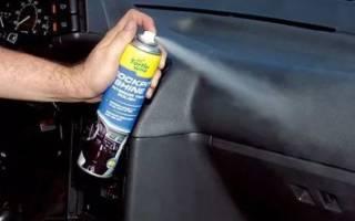 Очиститель пластика салона автомобиля какой лучше?