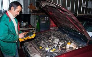 Что показывает компьютерная диагностика двигателя?