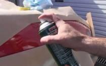 Сколько надо баллончиков краски чтобы покрасить машину?